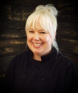 Alyssa Ross, pastry chef at Chisholm's