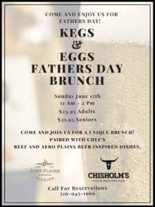 kegs and eggs father's day brunch