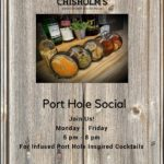 port hole social event