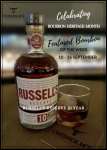 russel's reserve featured bourbon